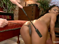 Horny red head enjoys, anal jappan kitcen scene with hottest pornstars Bobbi Starr, Anthony Rosano and Marie Luv from Everythingbutt