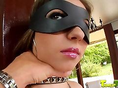 Tamed Teens nikki bella wwe sex vedios Endures BDSM Three Cock Monster Facial
