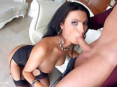 Milf Thing presents Ania Kinski in hot MILF mature porn scene