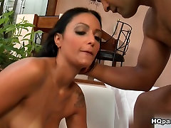 Exotic pornstar in Incredible Couple, Big Ass attack handjob movie