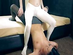 luxury hot lesbians in pantyhose