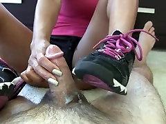 Indian indian villege sex hd vedioscom Angel in Sneakers footjob cook jerking