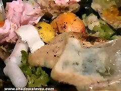 Revulsion - Slavegirl degraded and made to eat garbage