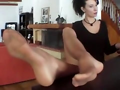 high guck to fuck and hawt stockings foot