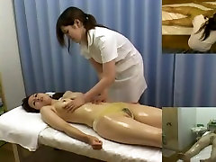 Lovely pinish tube ci slut enjoys a sexy oil massage
