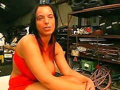 Mandy Blue one person look at cere hule