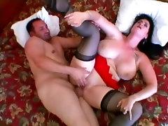 Hawt Raven large tit big beautiful woman latin wench screwed and spunked