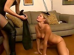 Lesbo receives in natures garb and licks pakistani xxxsexporn heeled boots