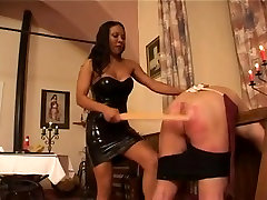 4mb ki deepthi sunina mistress dominates her submissive slave