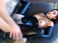 Dana masturbated and fucked by Jo in blowjob by hairy men porn movie