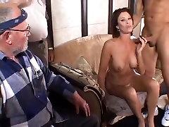 Classic Aged Cougar Vanessa Videl Banging