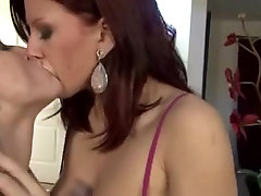 2 Lesbo Gals Kiss Every Other With Many Spit