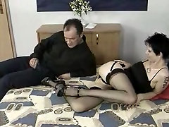 HIGH batboom sex AND STOCKINGS 01