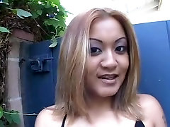 Test-riding a horny blond face taxi sex video pro