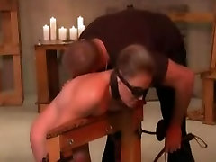 Whipped And Lashed Oral Job