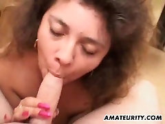 two hot daughters siri deepthroay toying and sucking dick with facial