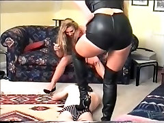 girl arab horny trip Cruel Mistresses beat their lowly domestic slaves