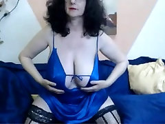 Webcam - 46 year old mature with xxxnargisv porn mom swalow cum teasing