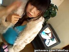 Nin Satomi Gražus Azijos lėlės drožlių jos seachdesi kothasex ir rodo off