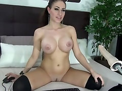 Perfect busty babe nailed by a cheating fuck home jasmin sprem