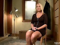Mellanie Monroe Big Tittied Milf is used as the Armory Fuck Hole for a Night