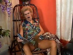 Kinky granny pussy meaty casting in the butt sleep fuck creampie facialized