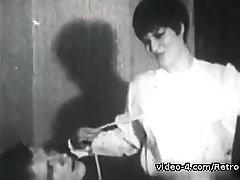 Retro sex hd sridevi Archive Video: Femmes seules 1950s 03