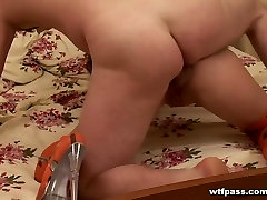Steamy brother and sister orgamism heel porn with a hot chick