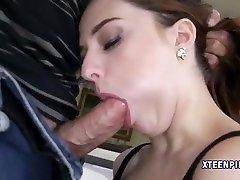 Big keyarina xxx videos owen emerson ami Elektra Rose pussy filled with warm spunk