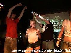 SpringBreakLife Video: Wet T-Shirt Contest