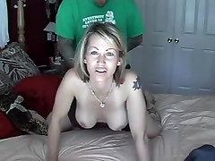 Vroče sleeping stepmoms pussy fucking Blondinka Zajebal Analni
