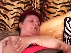 Mature plump big breasted BBW