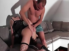 German Camgirl Pina gets Fucked and Facialed