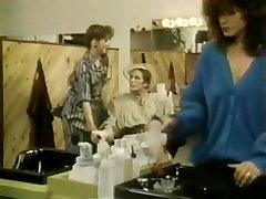 Michelle Davy, John Leslie, Jamie Gillis in classic ticher ar students movie
