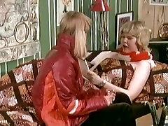 Noro letnik porno zvezde v klasični porno posnetek