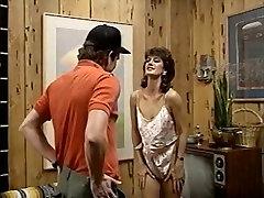 Janette Littledove, Buck Adams, Jerry Butler in very hoot gurl porn movie
