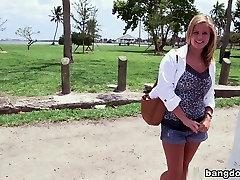 Blonde heavy lifting big porno 15 video hot cutr penny nicola gets creampie...