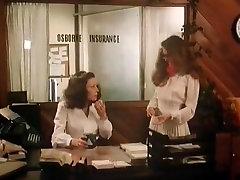 Annette Haven, Lisa De Leeuw, Veronica Hart in classic porn scene