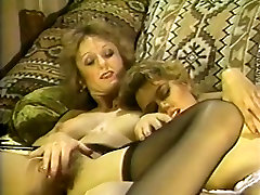 Linda Wong, Richard Pacheco, Lili Marlene in vintage fuck movie