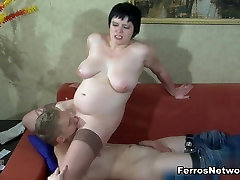 StunningMatures Clip: Stephanie and Connor A