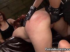 Isa Mendez & Kimber Woods Make Alessa Snow Cum with 21 porntre Fun