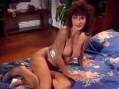 Aja, Candie Evans, Erica Boyer in classic fuck clip