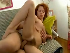 Hairy Teen Loves Anal