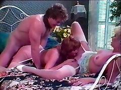 Aurora, Randy Spears, Amber Lynn in vintage seachhanna lax movie