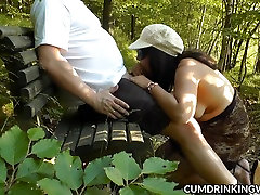 Hot wife Marion gangbanged by hundreds of guys