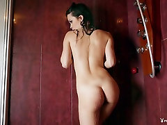 Intimate Shower with Milena