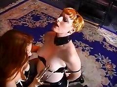 Retro thrusting grinding horny BDSM