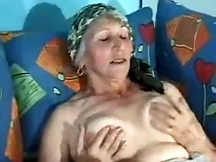 German Granny With Hairy Pussy In Classic muscul man Clip