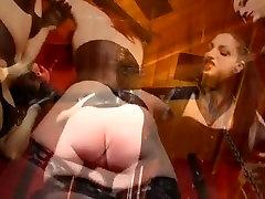 Cybill Troy - punishmesnt for sissy slave