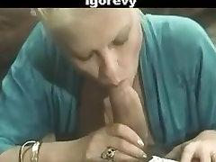 Vintage Porn Videos Aged Lady Sucks And Copulates cute Guest